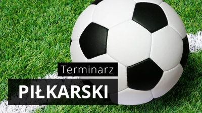 Terminarz rozgrywek 2015/2016.