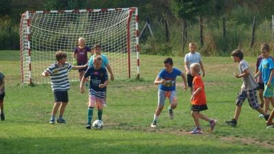 Obóz sportowy z K.S. FALA Międzyzdroje