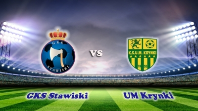 GKS Stawiski - UM Krynki