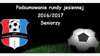 Podsumowanie seniorów - jesień 2016/2017