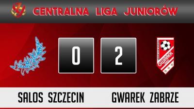CLJ   Salos Szczecin - GWAREK Zabrze 0-2