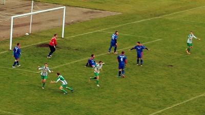 CKS Zbiersk - Błękitni Sparta Kotlin 2:0 (0:0)