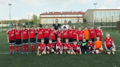 """PSS Społem Dobre Miasto sponsorem """"Orlików"""""""