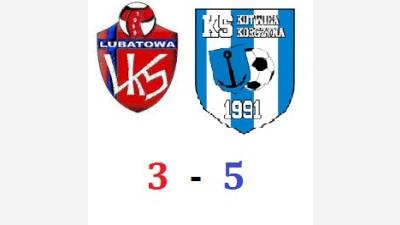 X kolejka: LKS Lubatowa - Kotwica Korczyna