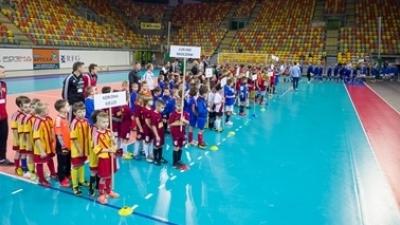 Turniej Skra Częstochowa.
