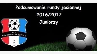 Podsumowanie Juniorów - jesień 2016/2017