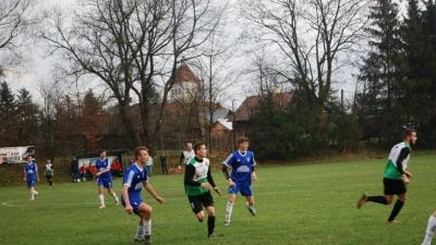 Derby na remis. Dynovia - Iskra 1-1