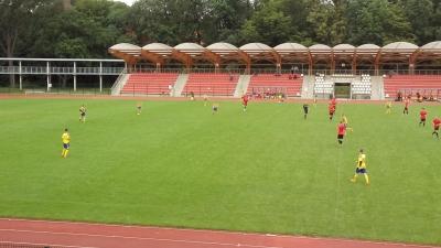 Sparing: Stal - Ślęza Wrocław 3:0!