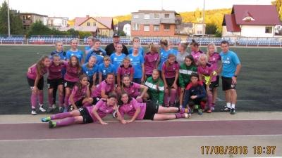 III Liga Kobiet: Mecz kontrolny z Kadrą województwa dolnośląskiego U-16