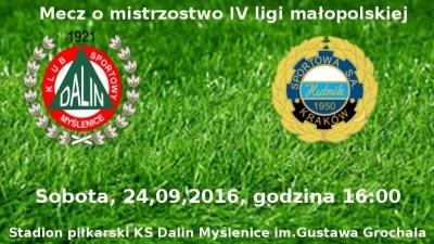 Dalin Myślenice - Hutnik Nowa Huta