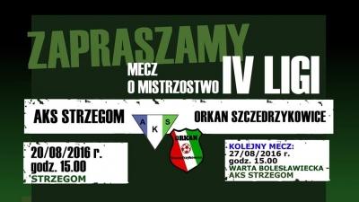 IV Liga – Grupa Zachodnia.