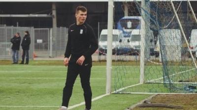 Wychowanek DKS powołany do reprezentacji Polski U-16