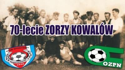 OBCHODY 70-LECIA KS ZORZY KOWALÓW