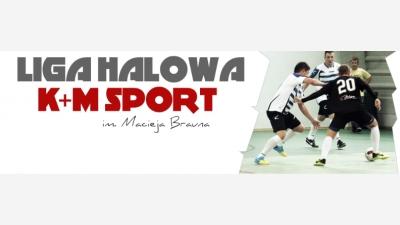 Liga Halowa K+M Sport im. Macieja Brauna 2016/17!