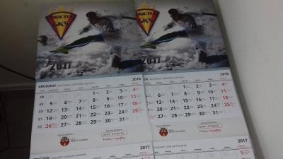 Już dziś kup kalendarz klubowy!
