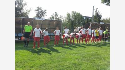 LKS Brzeźnica 6-0 Korona Góra Ropczycka