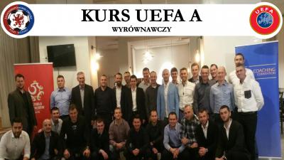 Jan Rączewski i Dariusz Cader ukończyli kurs UEFA A z wyróżnieniem!
