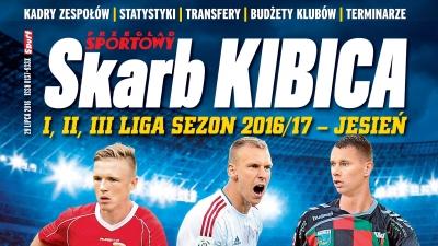 Sportowe gazety ze Skarbem Kibica 1 ligi