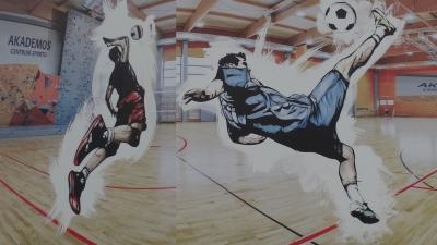 DHLM - inauguracja rozgrywek - Grupa B