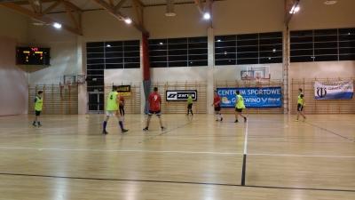 Pierwsza kolejka Gniewińskiej Ligi Futsalu