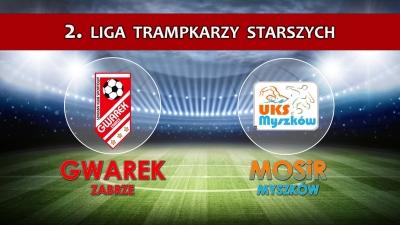 2LTS | GWAREK Zabrze - MOSiR Myszków 6-2