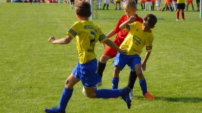 Młodzik 2006 na ligowych boiskach....