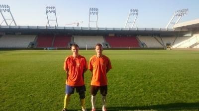 Zawodnicy Gorca wygrali turniej na stadionie Cracovii