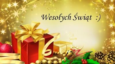 Wesołych Świąt życzą trenerzy!