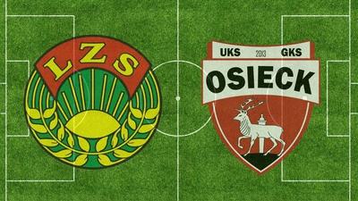 GKS OSIECK w lidze LZS!