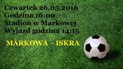 Markowa - Iskra !!!