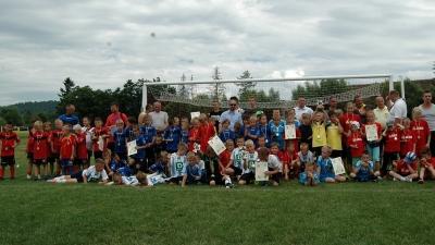 Fotorelacja z Powiatowego Turnieju Piłki Nożnej pod patronatem Starosty Kłodzkiego