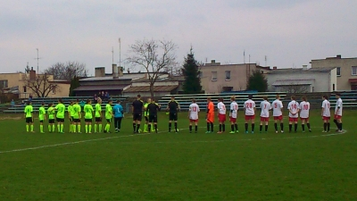 Zjednoczeni - Salos Poznań  2 : 0