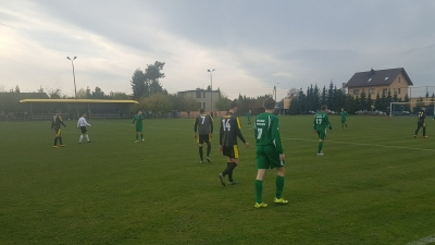 Skrót z meczu LKS Krzyżanowice - Gwiazda Skrzyszów 05.11.2016r