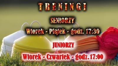 TRENINGI