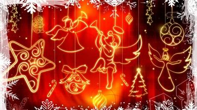 Radości i szczęścia na Święta i Nowy Rok
