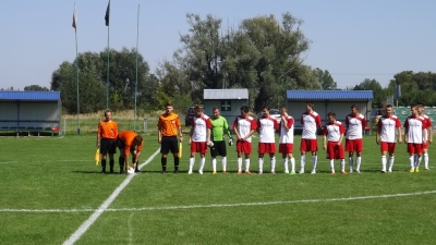 Polonia Iłża 0:3 (wo) Powiślanka Lipsko