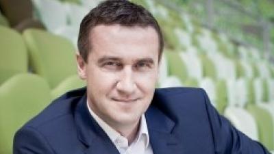 Radosław Michalski ponownie prezesem Pomorskiego Związku Piłki Nożnej