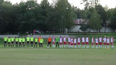 Podsumowanie weekendu: pierwsza drużyna na poziomie kadry MZPN:), druga drużyna jeszcze długa droga:)