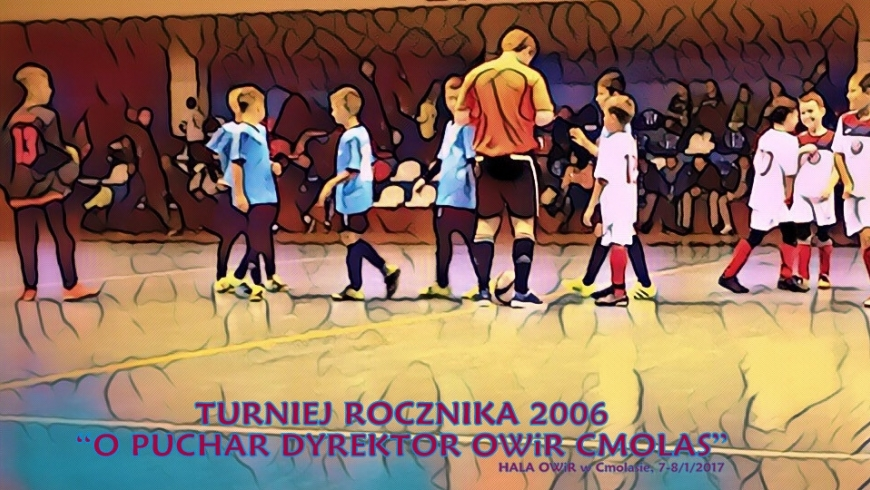 W weekend turniej rocznika 2006