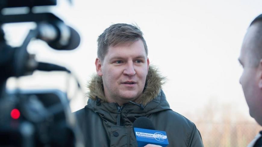 Reportaż z noworocznych derbów w Myślenice iTV