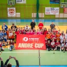 "ROCZNIK 2007/2008: ""ANDRE CUP 2018"" 11.03.2018"