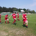 Trampkarze - liga - Tulisia vs GKS Sompolno