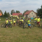 Wycieczka rowerowa do Fortecy w Uciechowie