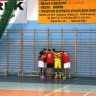 Naprzód Skalbmierz - Zorza Mikołajów - mecz o 3 miejsce w II lidze Powiatowej Ligi Futsalu (11.3.2018)
