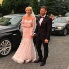 SENIORZY: Brama weselna dla Mateusza Czajki i jego Wybranki