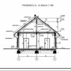 Budowa budynku klubowego - kwiecień 2017