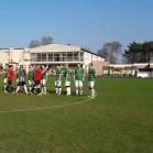Liga - Seniorzy - Tulisia vs Nałęcz Babiak 2.04.17