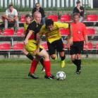 SENIORZY: Zawisza Garbów 1-4 GKS Abramów (I Kolejka 16.08.2014)