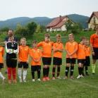 Turniej piłki nożnej drużyn gminnych