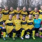 GWIAZDA-KANIA - III liga kobiet 2014/15, runda wiosenna